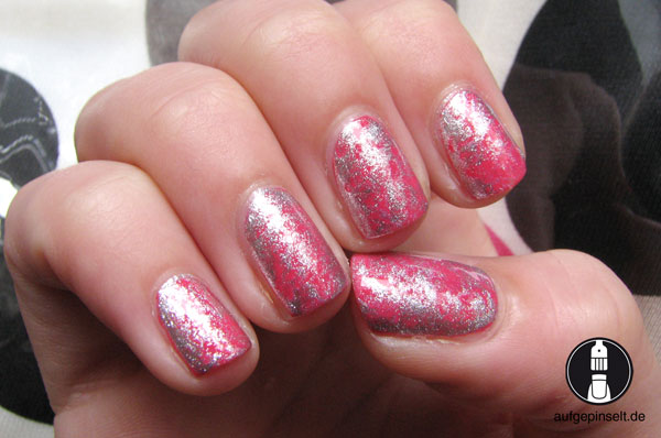 Plastic Wrap Nails 1