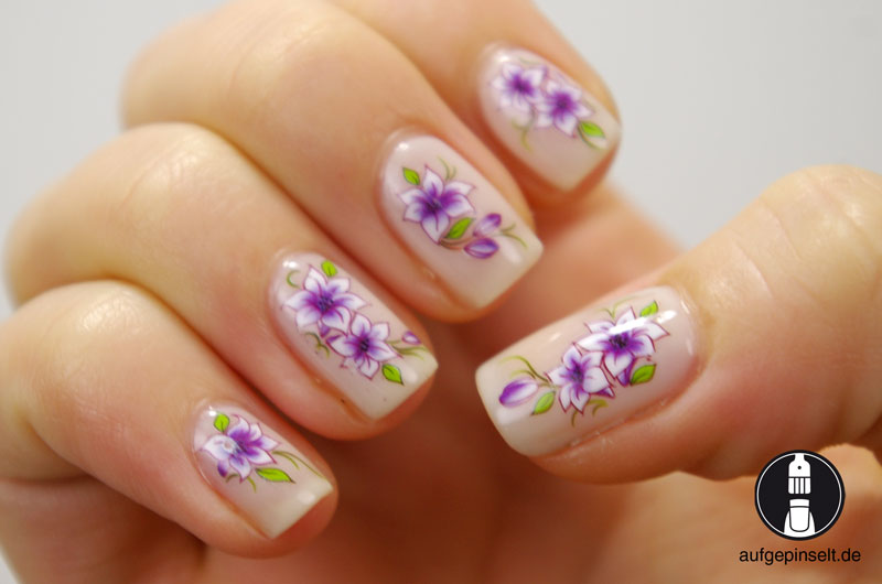 water decals blume