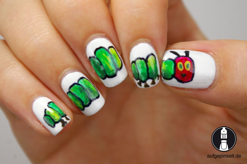 kinderbuch nailart