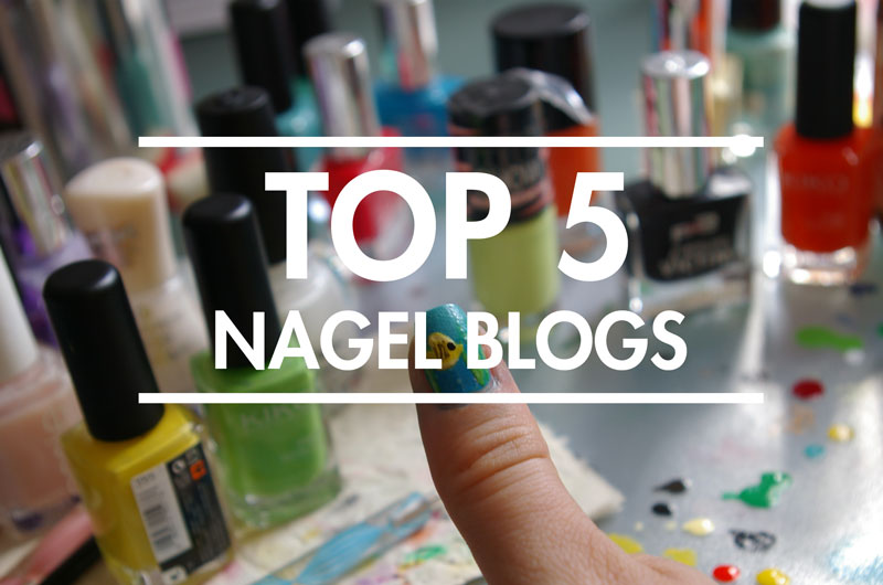 top 5 nail art blogs
