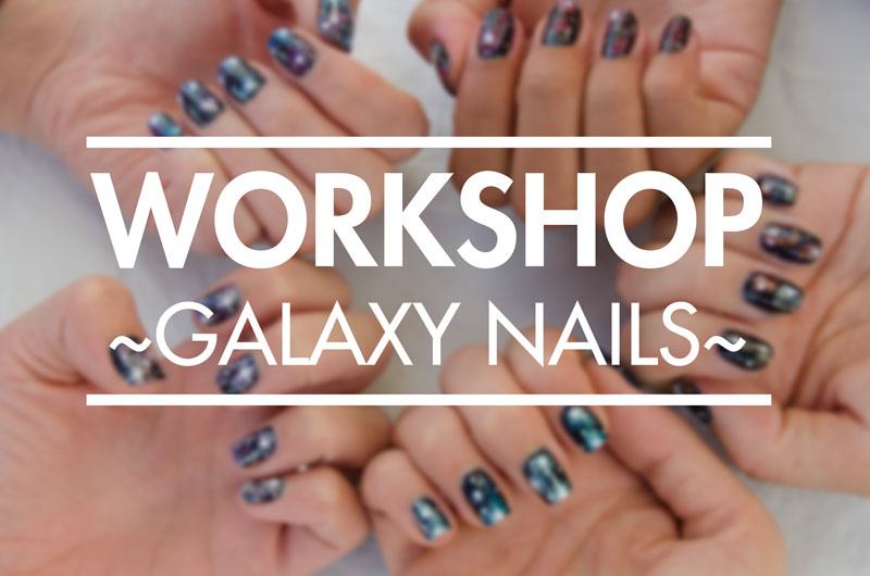 nail art workshop