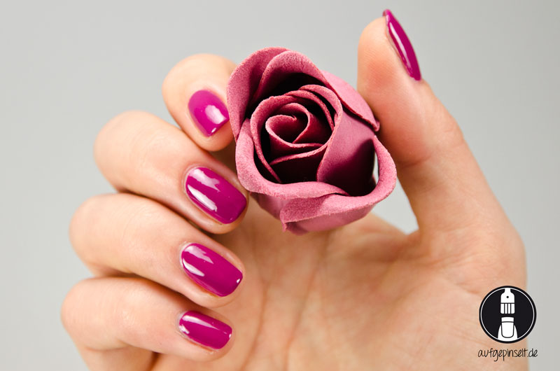 en Rose: essie Big Spender