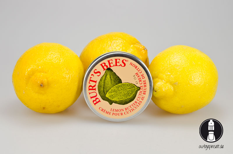Lemon Butter Cuticle Creme von Burt's Bees