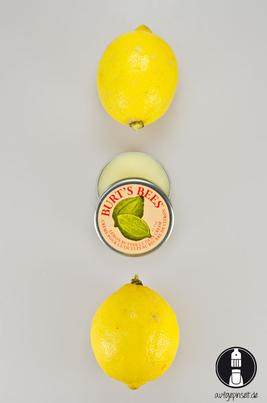 Burts Bees Lemon Cuticle Cream