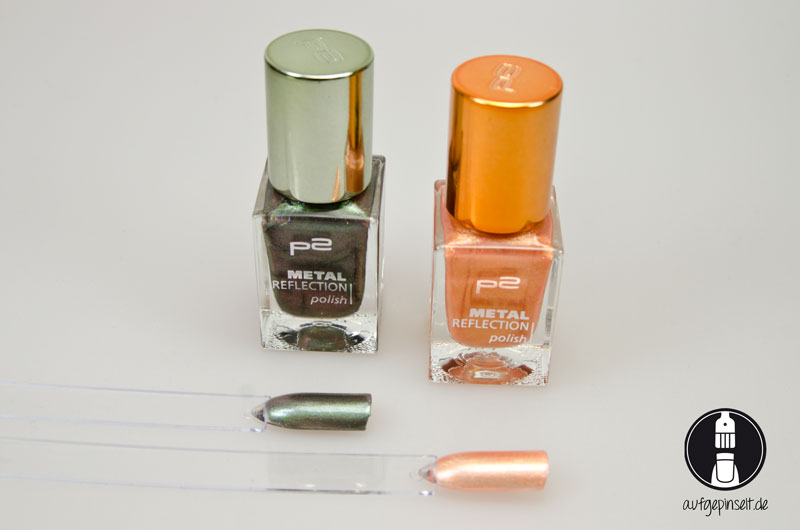 Metal Reflection Polish