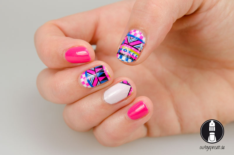 PR-Sample: Thumb UP Nail Wraps