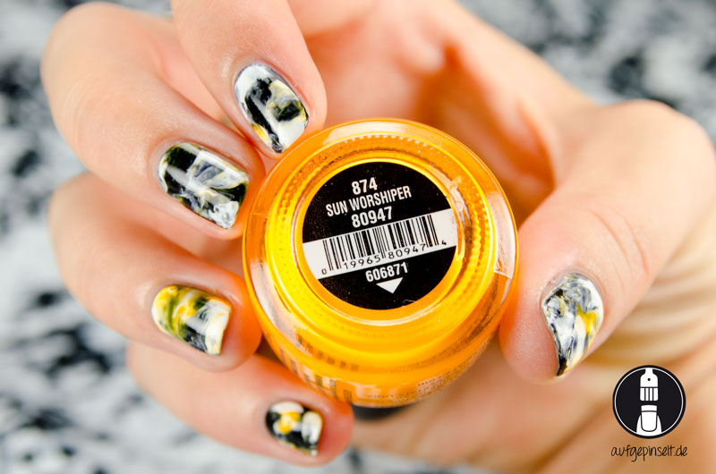 China Glaze: Sun Worshiper