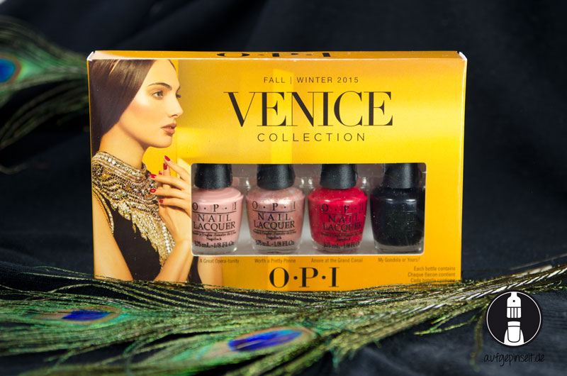 OPI Venice Collection Mini