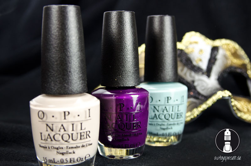 OPI Venice Collection 2015
