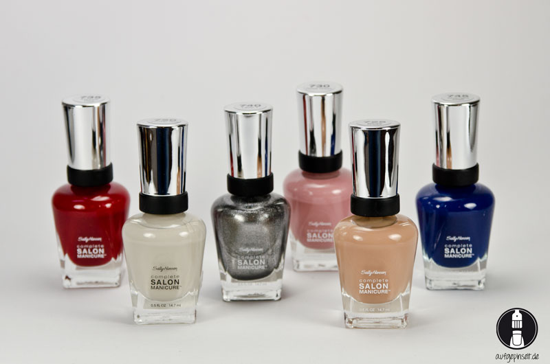 Sally Hansen Designer Collection Fall 2015