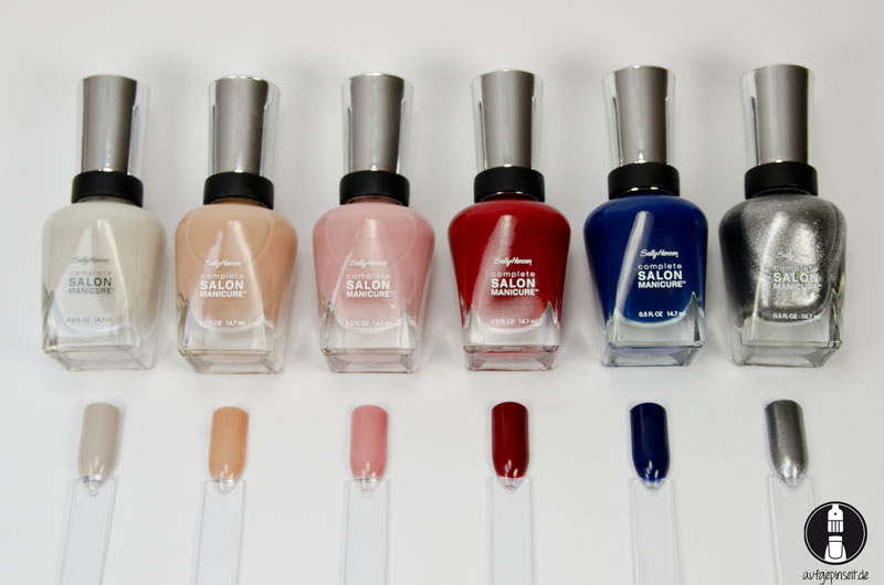 Fall 2015 Sally Hansen