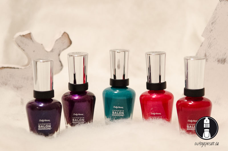 Sally Hansen - Holiday Collection