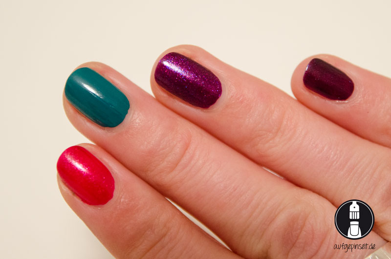 Sally Hansen Holiday Collection Swatch