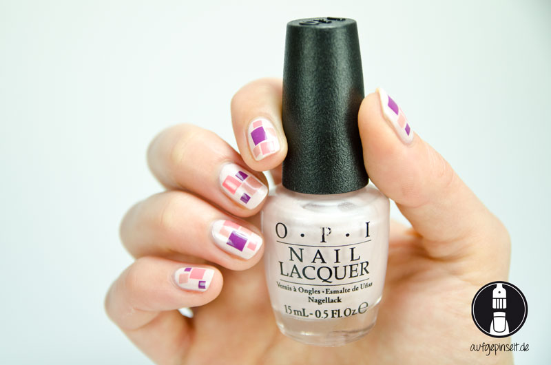 Geometrie und Le Me Bayou a Drink von OPI New Orleans