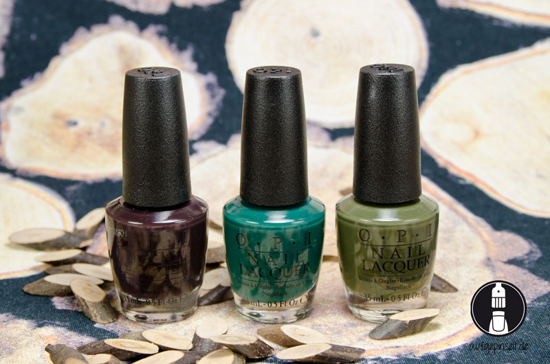OPI Washington D.C. Kollektion: Shh.. It's top secret | Stay Off the Lawn!! | Suzi - The First Lady of Nails