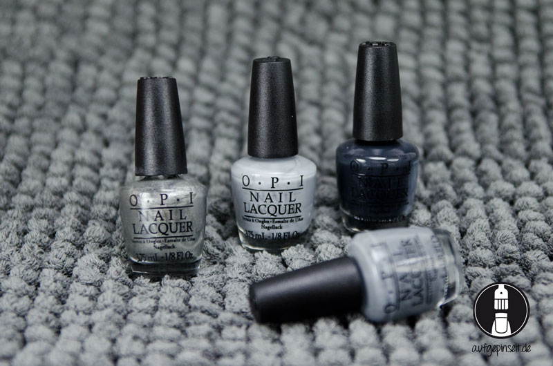 OPI Fify Shades of Grey Kollektion